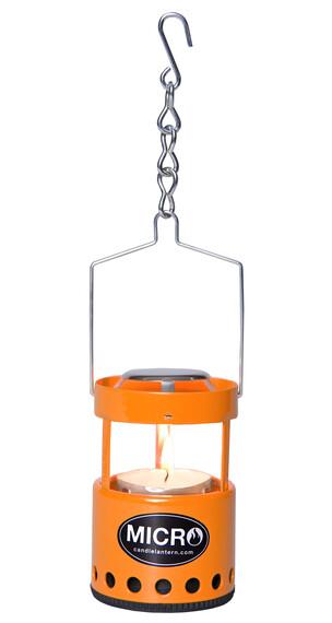 Uco kaarslantaarn Micro oranje